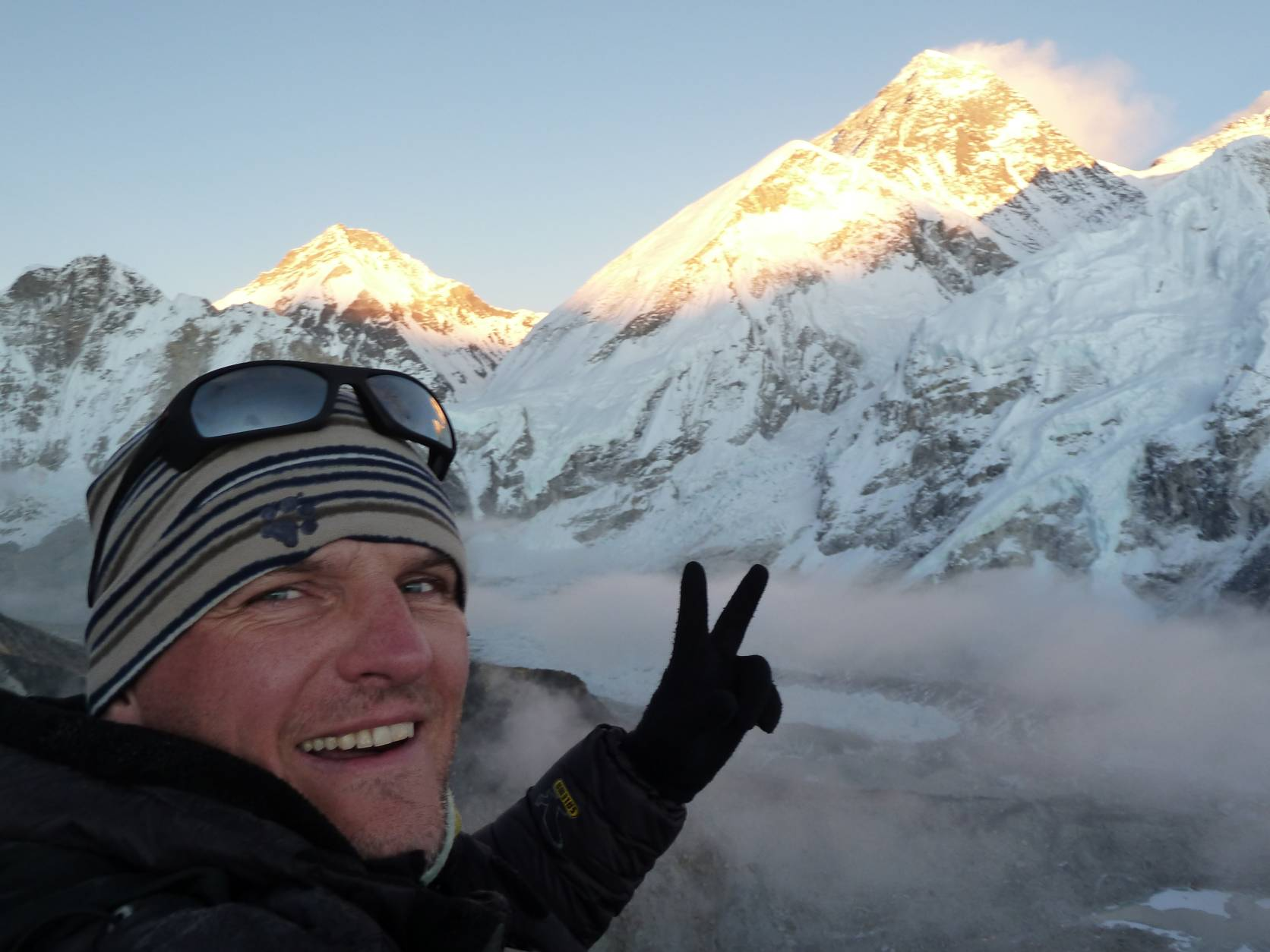 Trekking Everest Base Camp in Nepal